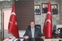KULLAR - MHP İl Başkanı Karataş'tan Berat Kandili Mesajı