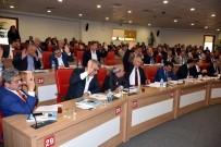SU FATURASI - MHP'li Büyükşehir Belediye Meclis Üyeleri ASKİ'nin 2016 Faaliyetlerini Değerlendirdi