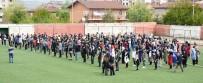 SAĞLIK MESLEK LİSESİ - Öğrenciler Sağlık İçin Hareket Etti