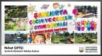 OYUN DÜNYASI - Şanlıurfa'da 2 Tesis Daha Gençlere Kazandırılıyor