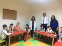 UĞUR MUMCU - Saruhanlı Çocuk Kültür Ve Sanat Merkezi Açıldı