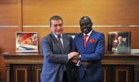 SIERRA LEONE - Sierra Leoneli Bakan Açıklaması 'Türkiye Bana Mülteci Statüsü Tanımasaydı Ülkeme Bakan Olarak Dönmem Mümkün Değildi'