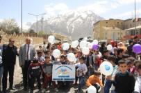 Sınırdaki Öğrenciler Hakkari'yi Ziyaret Etti
