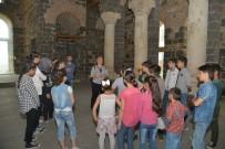 CAHİT SITKI TARANCI - Suriyeli Çocuklar Tarihi Mekanları Gezdi
