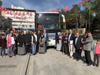 Taşköprü Belediyesi, Kızılcahamam'a Engelsiz Yaşam Gezisi Düzenledi