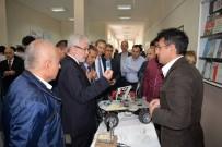 MEHMET KARAHAN - Teknik Öğrencilerin Projeleri Görücüye Çıktı