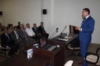İŞBİRLİĞİ PROTOKOLÜ - Tokat'ta 'Müşterin Kamu Olsun' Toplantısı