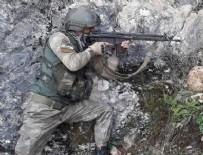 SINIR ÖTESİ - TSK öldürülen terörist sayısını açıkladı