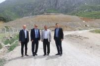KATI ATIK BERTARAF TESİSİ - Turgut Özal Mahallesi Çevre Ve Görüntü Kirliliğinden Kurtuluyor