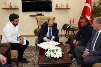İSMAIL USTAOĞLU - Vali İsmail Ustaoğlu, 'Tatbikat Camisi' Protokolünü İmzaladı