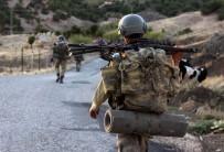 Yola Tuzak Kuran Teröristlerden Biri Etkisiz Hale Getirildi