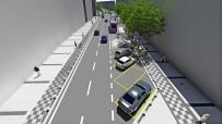 Zeytinburnu 58'İnci Bulvar Caddesi Ve 15 Temmuz Meydanı Yenileniyor