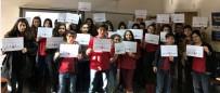 POLONYA - Zileli Öğrencilerin Avrupa Projesi Başarısı