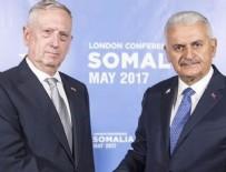 ABD Savunma Bakanı: Onlara asla silah vermeyeceğiz