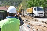 KANALİZASYON ÇALIŞMASI - Akseki'de 2 Mahalleye Kanalizasyon Geliyor