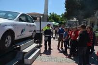 BAYRAM YıLMAZ - Aliağa'da Dikkat Çeken Trafik Haftası Etkinlikleri
