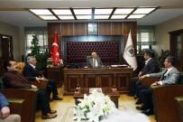 SORU ÖNERGESİ - ASEMKOM'dan Başkan Fethi Yaşar'a Ziyaret
