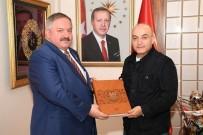SİVİL DAYANIŞMA PLATFORMU - Ayhan Ogan'dan Kayseri OSB'ye Ziyaret