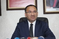 Bakan Bozdağ Açıklaması 'Başsavcı 15 Temmuz Darbe Girişimine Hukuki Darbe Vurdu'
