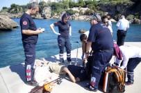 BALIK TUTMAK - Balık Sevdası Engelli Vatandaşı Canından Ediyordu