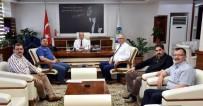 ESNAF ODASı BAŞKANı - Başkan Kayda, Esnaf Odası Başkanlarının Taleplerini Dinledi