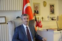 MEHMET TAHMAZOĞLU - Başkan Tahmazoğlu'ndan Engeliler Haftası Kutlaması