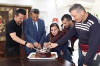 KALİTELİ YAŞAM - Başkan Tutal'dan Engelli Belediye Çalışanlarına Sürpriz