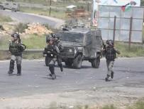 BOĞULMA TEHLİKESİ - Batı Şeria'da çatışma