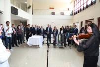 Bayburt Üniversitesinde Yardım Kermesi Düzenlendi