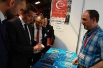 20 DAKİKA - Belçikalı Belediye Başkanı Gael Perdriau Lületaşı İşledi