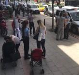 TOPLU TAŞIMA ARACI - Belediye otobüsünde cinsel saldırıya linç girişimi