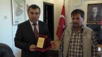 İBRAHIM TAŞDEMIR - Beyşehir'de Yılın Şoförü Ödüllendirildi