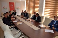 KARANTINA - Bitlis'te 'Bitki Sağlığı Uygulama Programı' Toplantısı