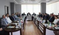 GAZIANTEP TICARET ODASı - Bölgesel Kalkınmada Güçbirliği Platformu 'Sanayi 4.0'I Konuştu