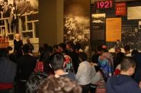KAYSERİ LİSESİ - Büyükşehir'den Engellilere Özel Müze Gezisi