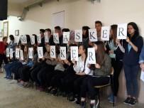 GARNIZON KOMUTANLıĞı - Çanakkale Gençlerinden Mehmetçiğe Mektup