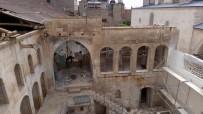 Canbolat Paşa Konağının Restorasyonu Başladı