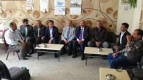 YASA TEKLİFİ - CHP'den Doğanşehir'e Teşekkür Ziyareti