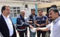MUSTAFA AYDıN - Dicle Elektrik İSG Uzmanları Ve Yetkilileri Sahada