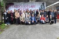 KAZANCı - Düzce Üniversitesi'nden Uygulamalı Şifalı Ürünler Atölye Çalışmaları