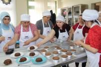 ENGELLİ ÇOCUK - Edirne'de Engelli Ailelerine Pasta Dersi