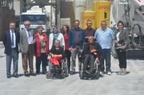 İŞKUR - En Fazla Engelli Çalıştıran İş Yerlerine Teşekkür Ziyareti