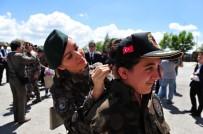 SEBAHATTİN ÖZTÜRK - Engelli Minikler 'Kötü Adamları' Yakalamak İçin Görev Başında