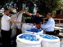 MAVİ KAPAK - Engelliler İçin 300 Kilogram Mavi Kapak Topladı