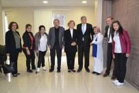 Engellilerden Başkan Vergili'ye Ziyaret