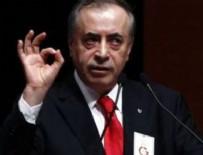 FLORYA - Galatasaray'da Mustafa Cengiz başkan adaylığını açıkladı