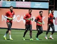 FLORYA - Galatasaray, Gaziantespor Maçı Hazırlıklarını Sürdürüyor