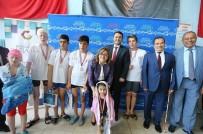 YÜZME YARIŞMASI - Gaziantep'te 'Engelsiz Yaşam' Stantları Kuruldu