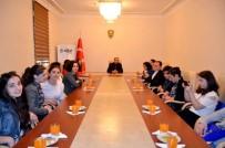 Gürcistanlı Öğrenciler, Erzincan'da