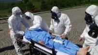 PSİKOLOJİK DESTEK - Hastanedeki Kimyasal Patlama Tatbikatı Gerçeğini Aratmadı